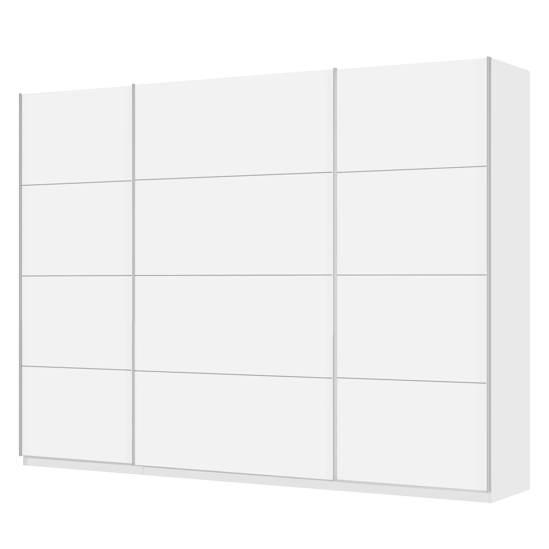 Schwebetuerenschrank SKØP - 315 cm (3-türig) - 236 cm - Comfort