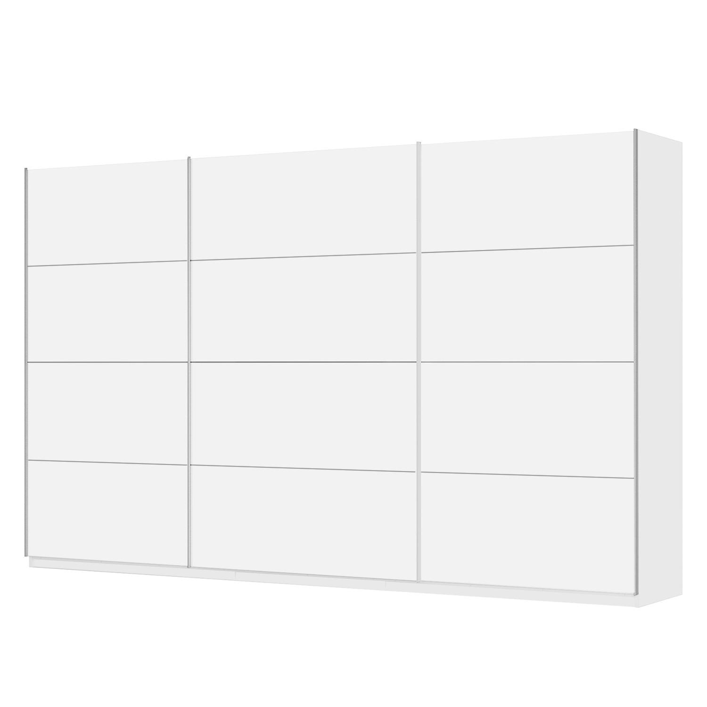 Schwebetuerenschrank SKØP - 360 cm (3-türig) - 222 cm - Comfort