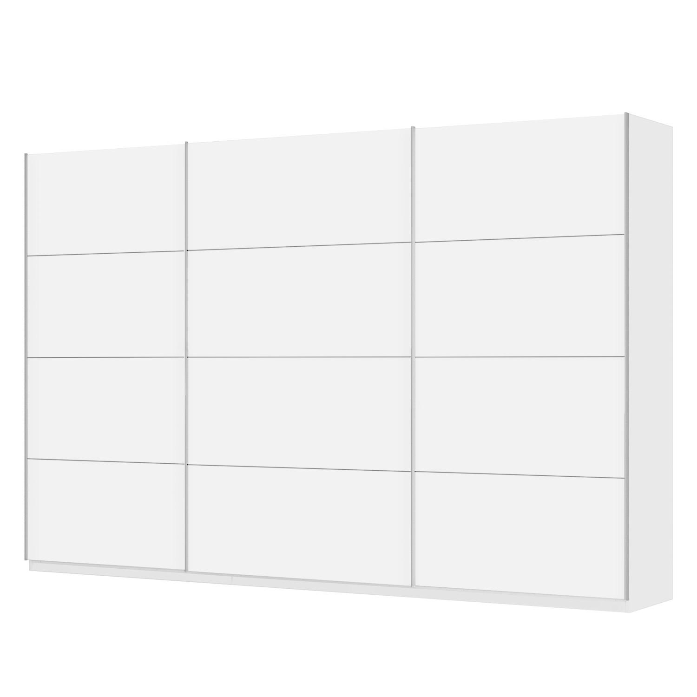 Schwebetuerenschrank SKØP - 360 cm (3-türig) - 236 cm - Comfort