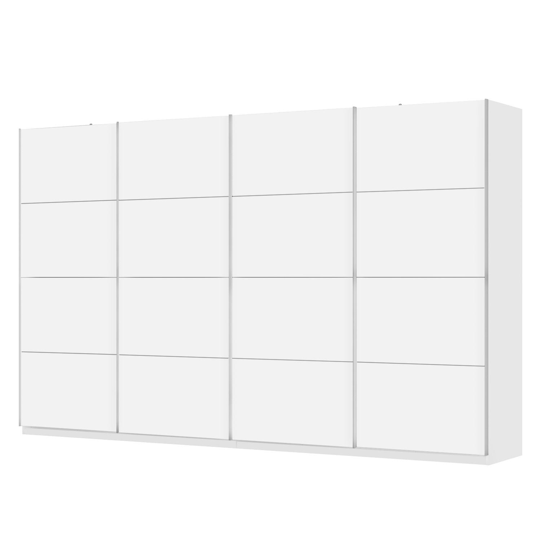 Schwebetuerenschrank SKØP - 360 cm (4-türig) - 222 cm - Premium