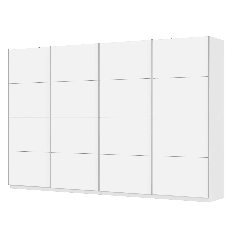 Schwebetuerenschrank SKØP - 360 cm (4-türig) - 236 cm - Comfort