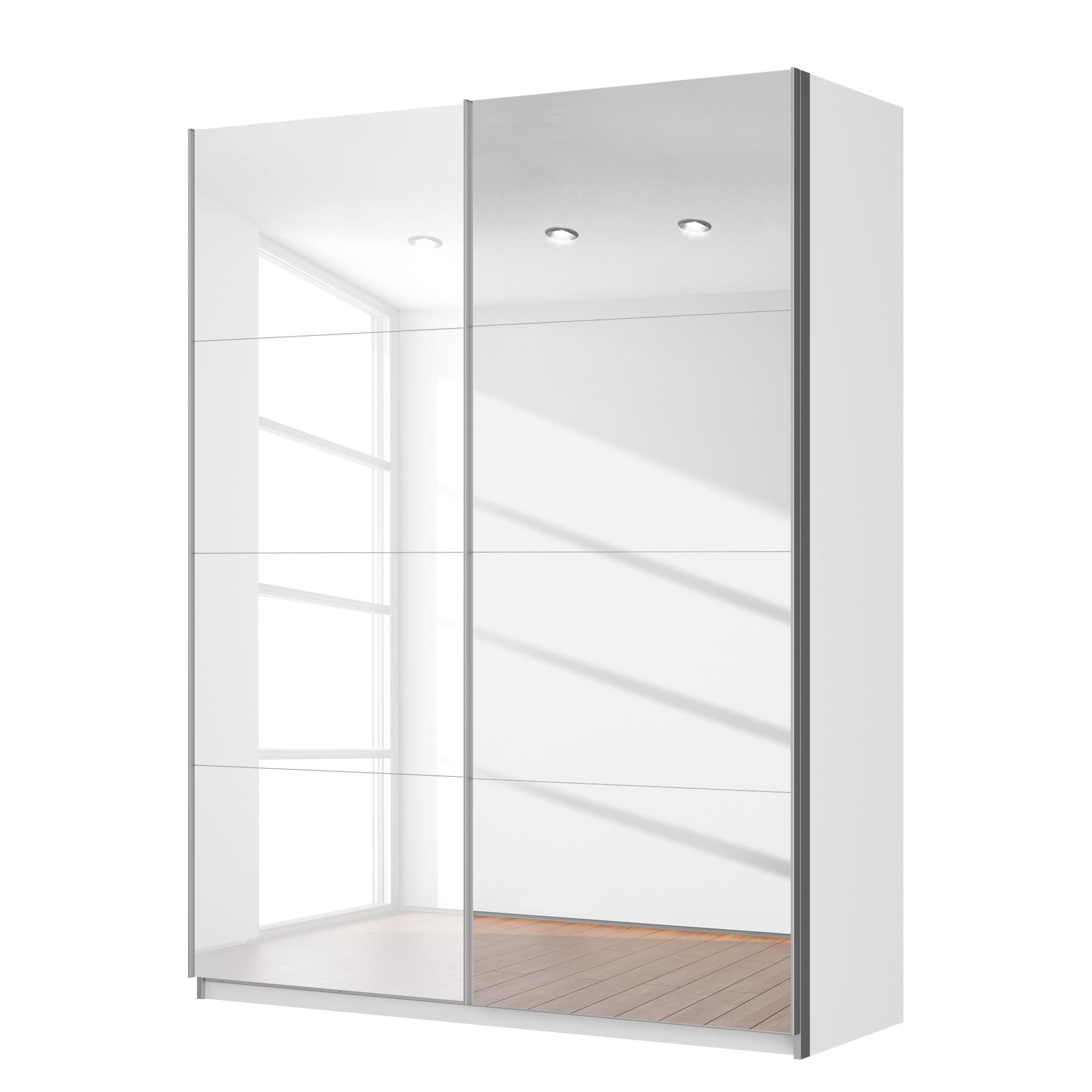 Zweefdeurkast SKØP - 181cm (2-deurs) - 236cm - Classic, SKØP