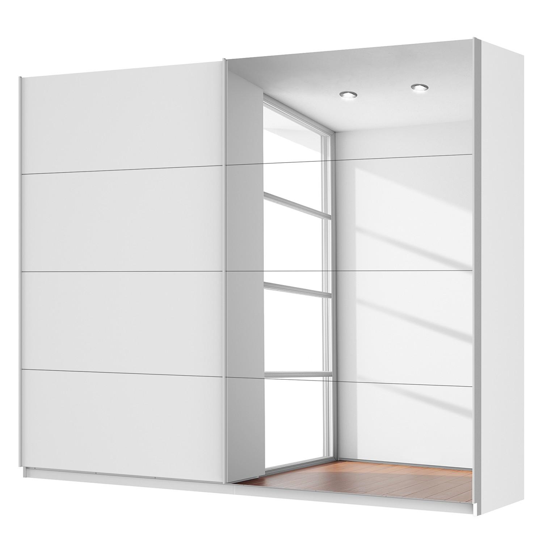 Zweefdeurkast SKØP - 270cm (2-deurs) - 222cm - Premium, SKØP