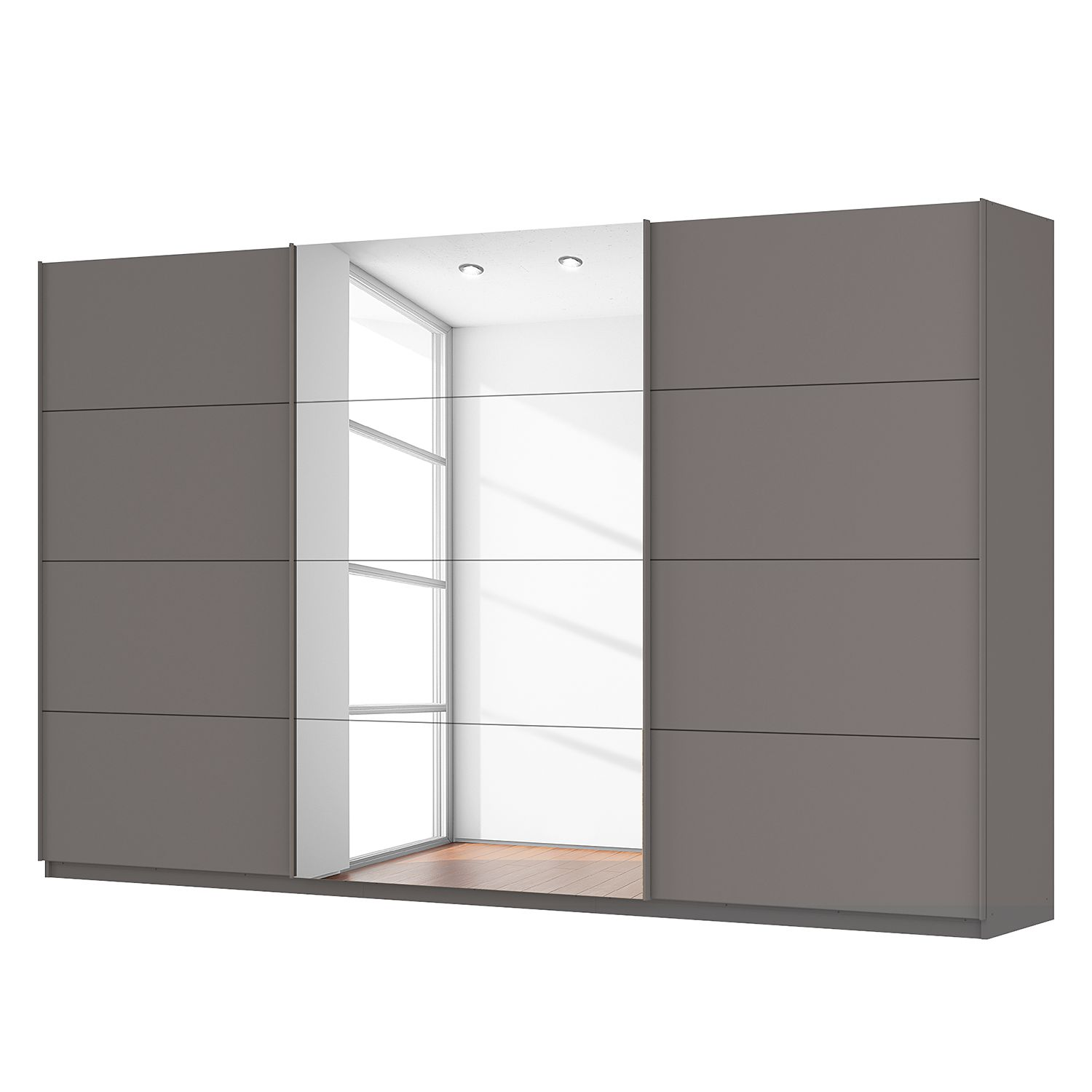 schwebet renschrank sk p 360 cm 3 t rig 222 cm. Black Bedroom Furniture Sets. Home Design Ideas