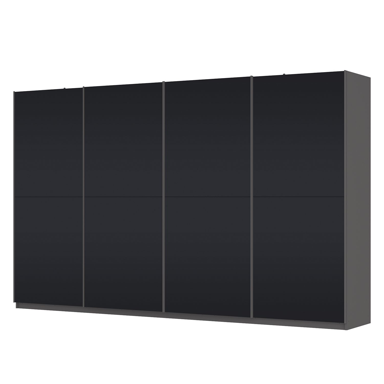 Zweefdeurkast SKØP - 360cm (4-deurs) - 222cm - Classic, SKØP