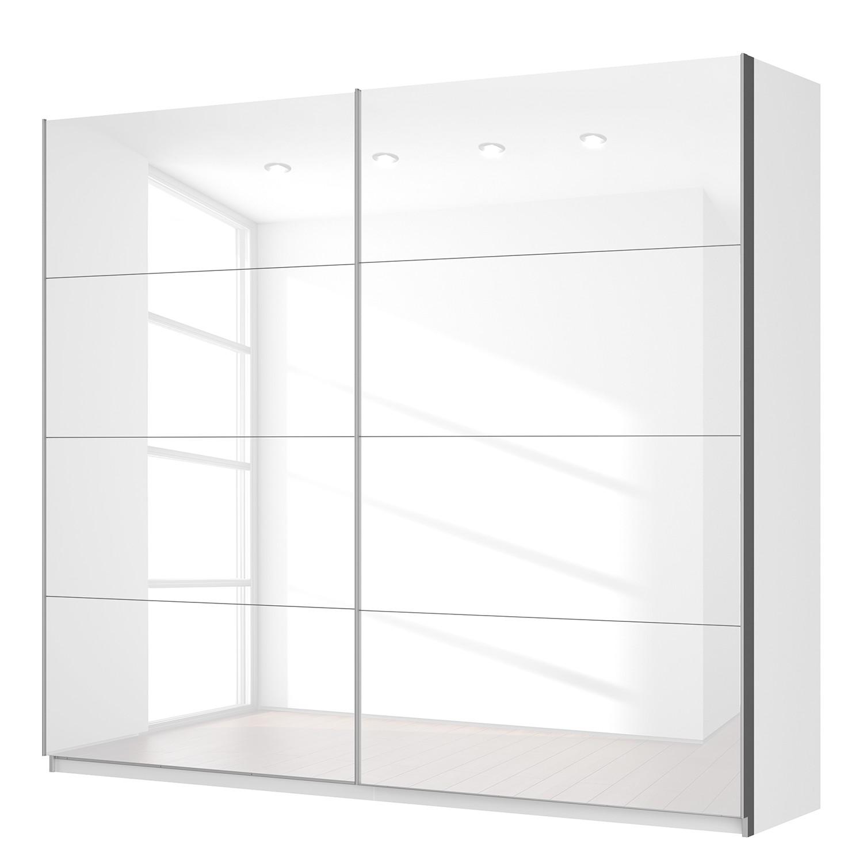 Schwebetürenschrank SKØP - 270 cm (2-türig) - 236 cm - Comfort