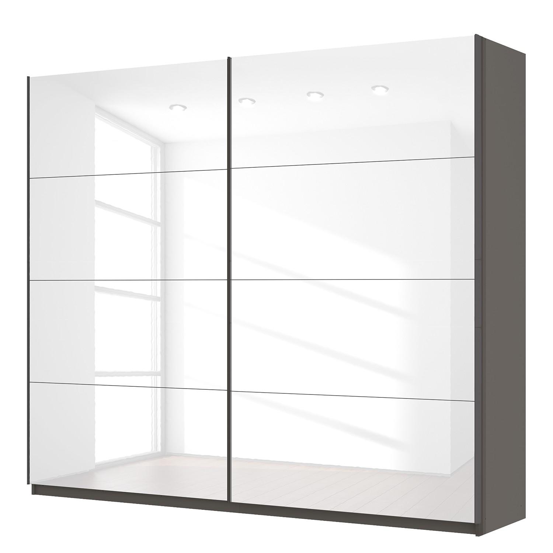 Armoire à portes coulissantes SKØP - 270 cm (2 portes) - 236 cm - Comfort, SKØP