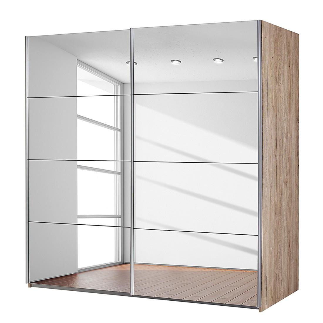 Schwebetürenschrank spiegel eiche  Schwebetürenschrank von Rauch Pack´s bei Home24 kaufen | Home24