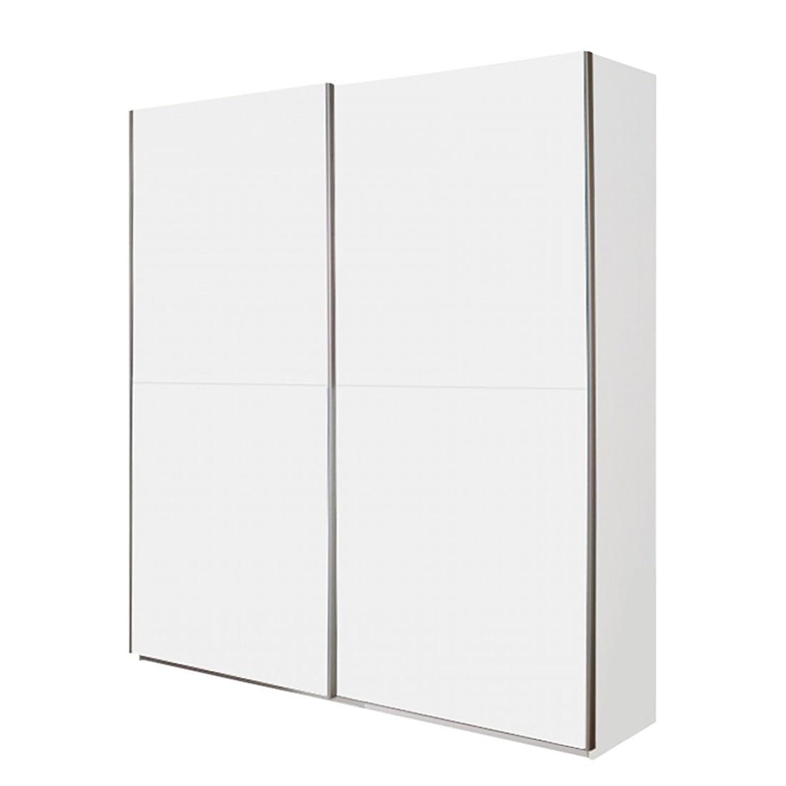 Armoire à portes coulissantes Subito - Blanc alpin, Rauch Packs