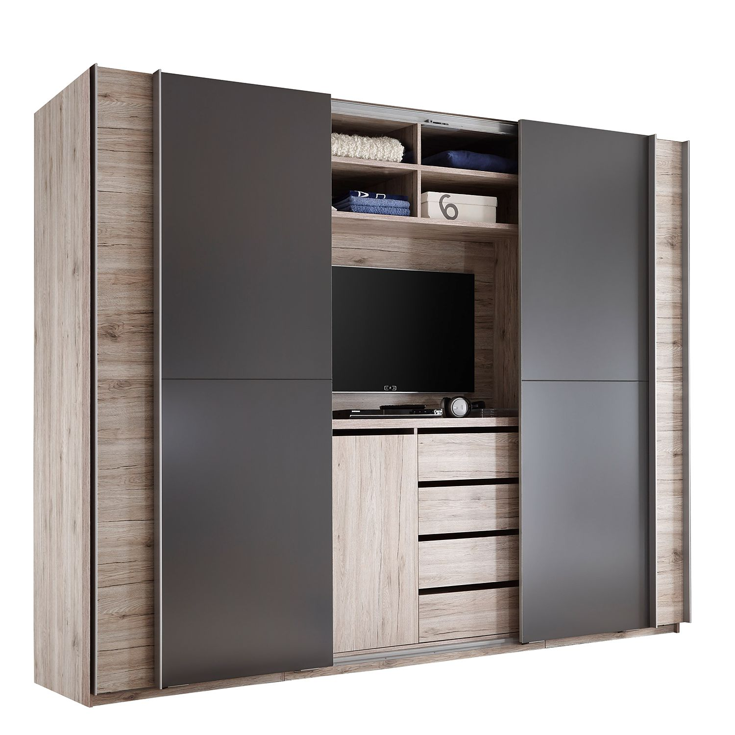 10 sparen schwebet renschrank tilsit nur 899 99 cherry m bel home24. Black Bedroom Furniture Sets. Home Design Ideas