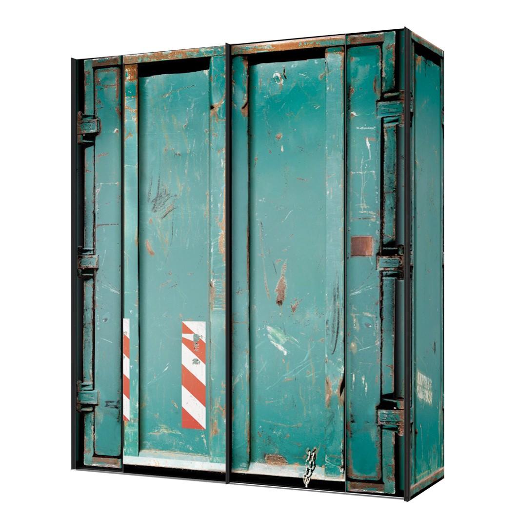 Armoire à portes coulissantes Yorkton - 150 cm (2 portes), Express Möbel