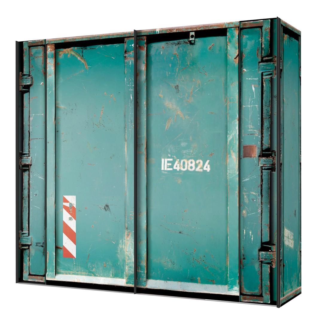 Armoire à portes coulissantes Yorkton - 200 cm (2 portes), Express Möbel