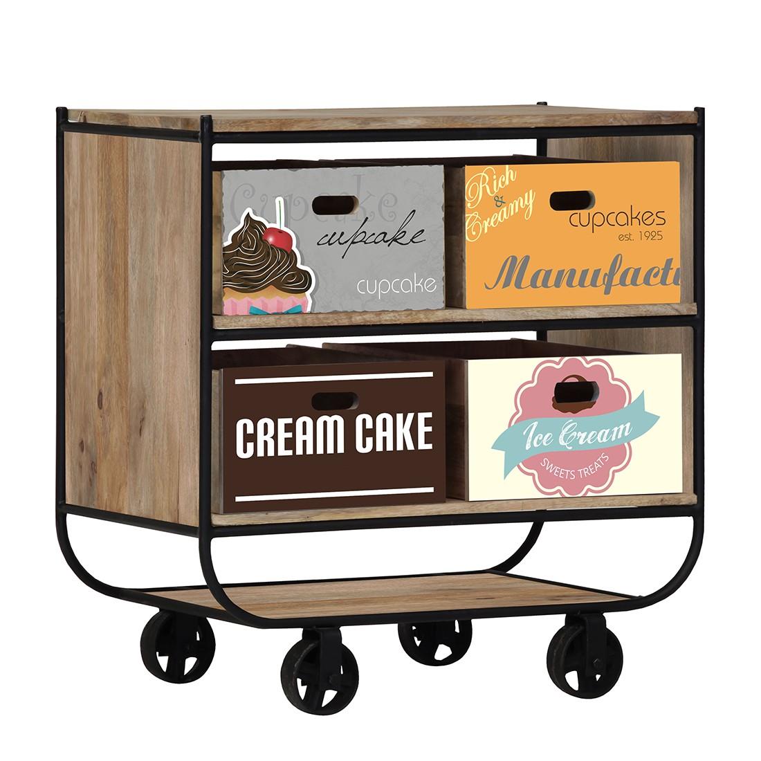 servierwagen metall preisvergleich die besten angebote online kaufen. Black Bedroom Furniture Sets. Home Design Ideas