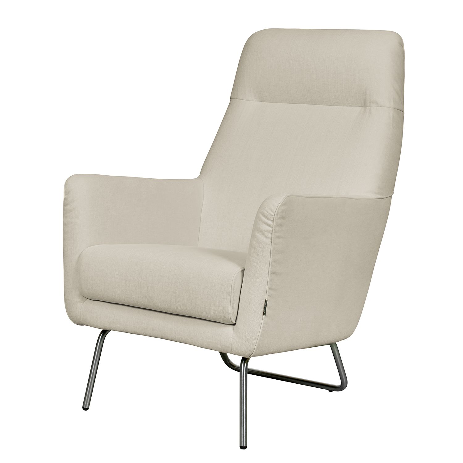 Fauteuil Bebour - Tissu - Sable, Says Who