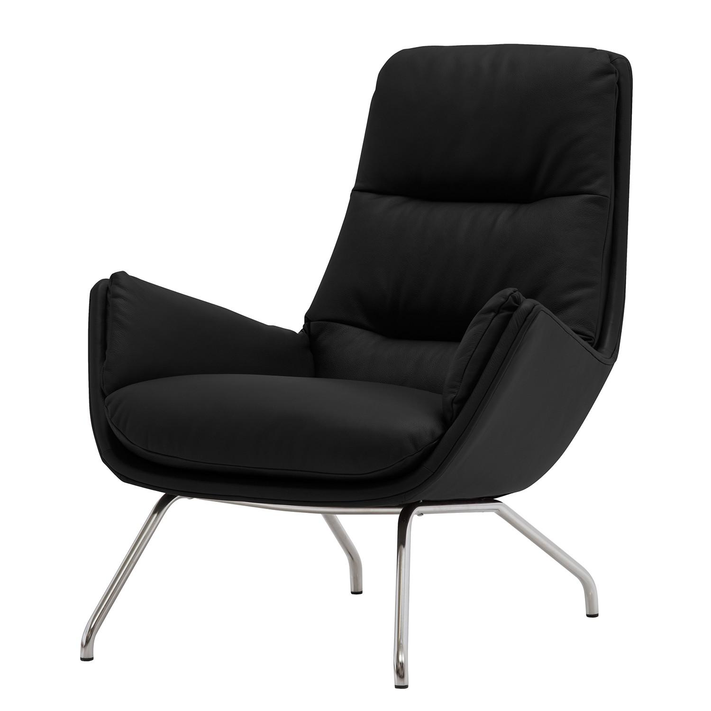 sessel schwarz leder m belideen. Black Bedroom Furniture Sets. Home Design Ideas