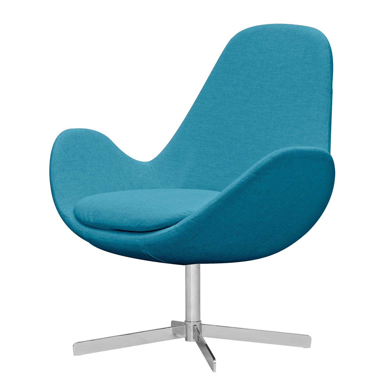 sessel houston ii webstoff chrom stoff anda ii. Black Bedroom Furniture Sets. Home Design Ideas