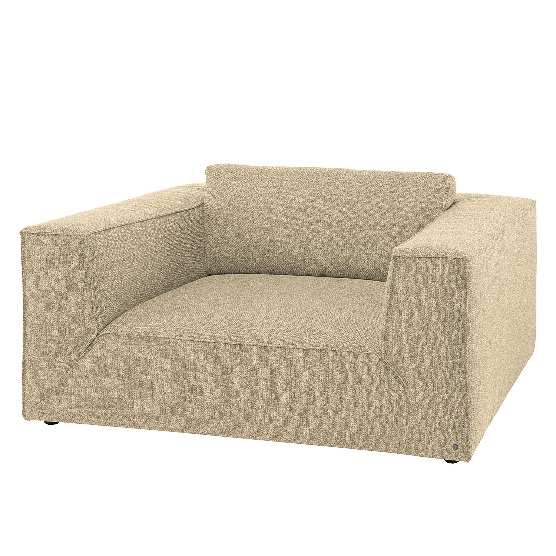 Großartig Sessel Big Sammlung Von Cube - Strukturstoff - Sand, Tom Tailor