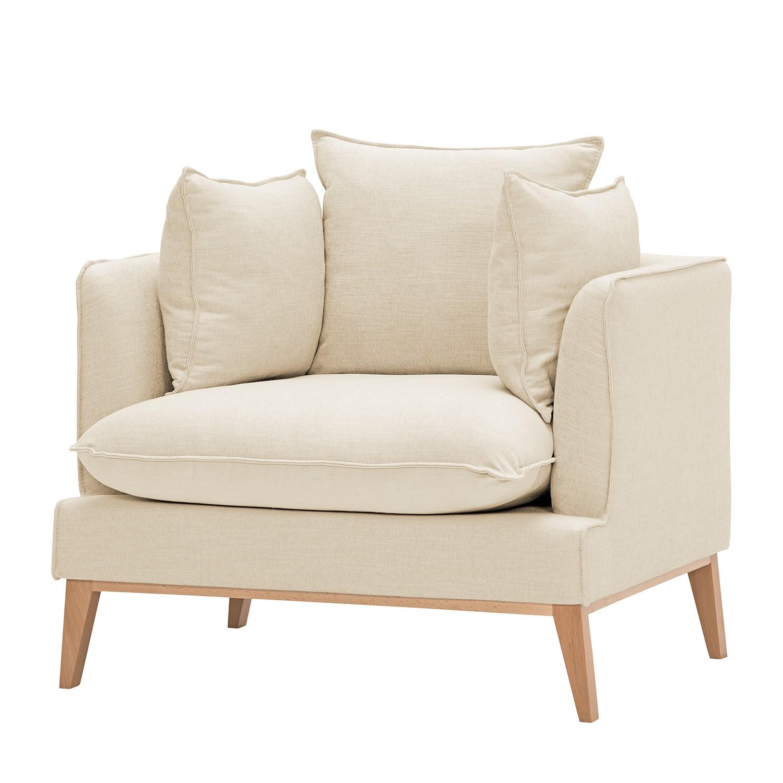 sessel nelson webstoff stoff dona hellbeige g nstig kaufen. Black Bedroom Furniture Sets. Home Design Ideas