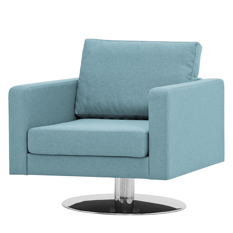 drehsessel portobello webstoff stoff selva hellblau studio copenhagen g nstig kaufen. Black Bedroom Furniture Sets. Home Design Ideas