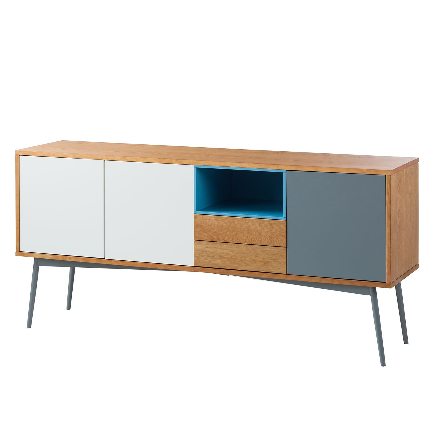 12 sparen sideboard eno iii von morteens 349 99 cherry m bel home24. Black Bedroom Furniture Sets. Home Design Ideas