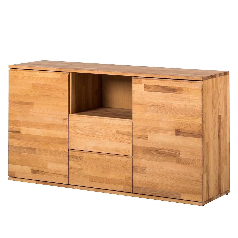 sideboard kernbuche massiv preisvergleich die besten angebote online kaufen. Black Bedroom Furniture Sets. Home Design Ideas