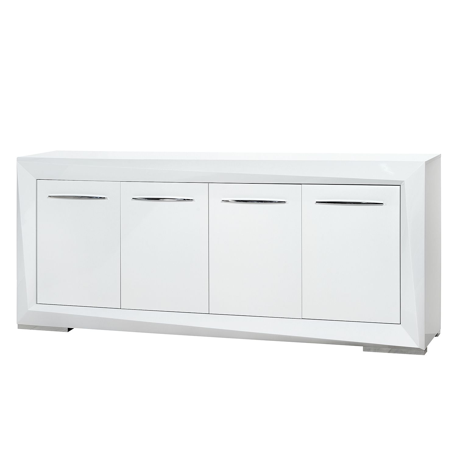 Home 24 - Buffet mamba - blanc brillant, sciae
