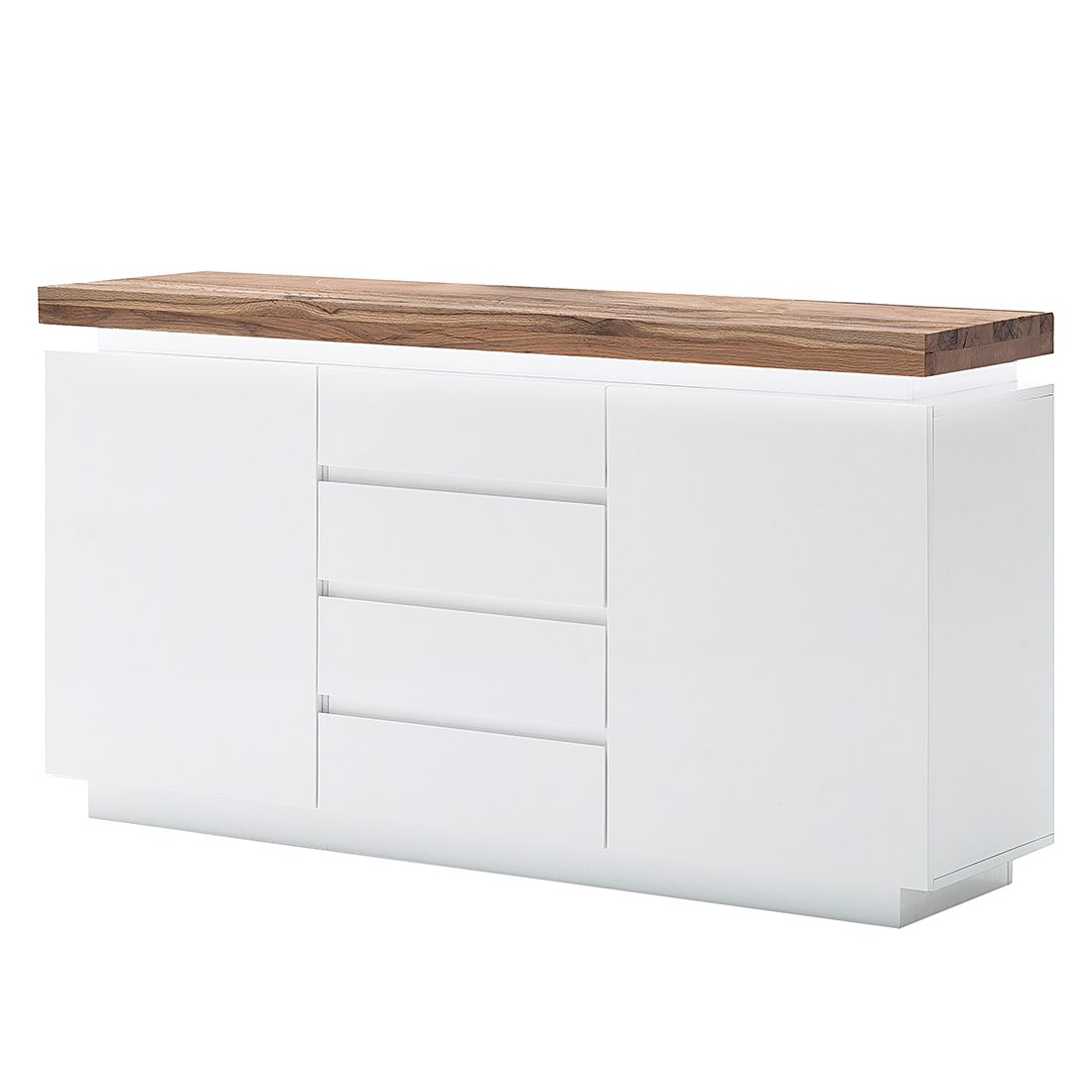 Scrapeo sideboard ikea for Sideboard wildeiche