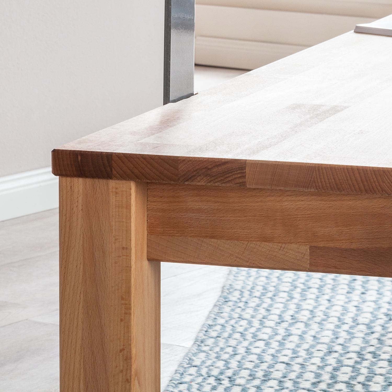 sitzbank donwood iii buche massiv 180 cm esszimmerbank ebay. Black Bedroom Furniture Sets. Home Design Ideas