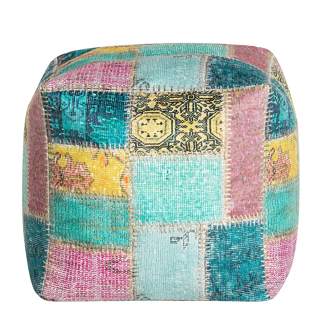 Zitkubus Cube Kapi - microvezel - Pink, SITTING POINT