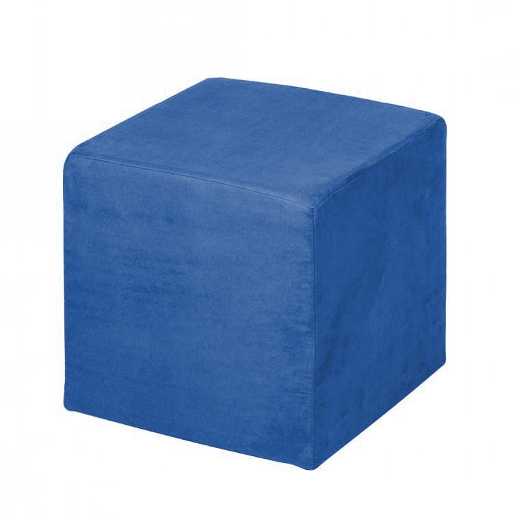 Home 24 - Siège cube fredrik - microfibre, mooved