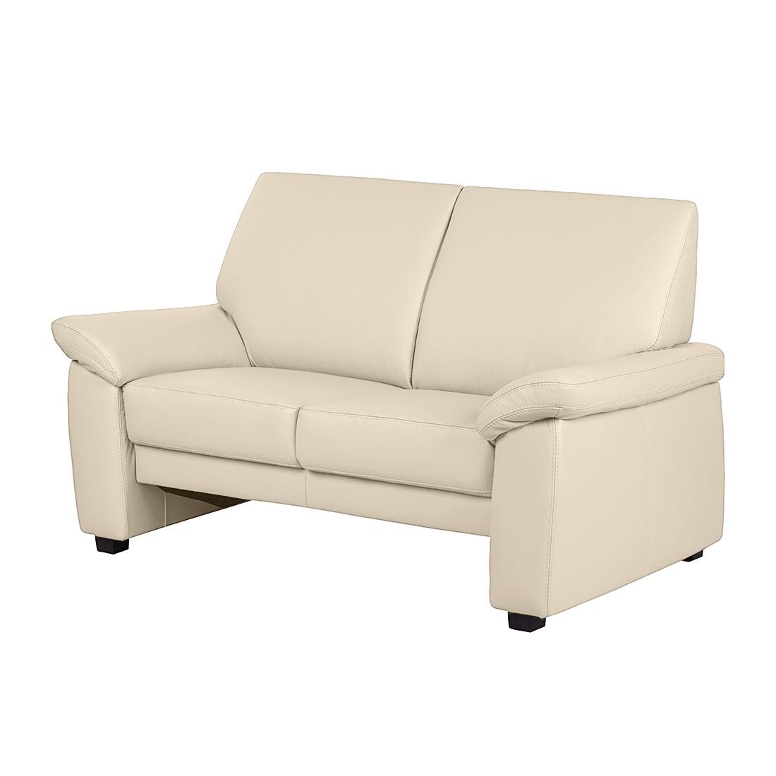 sofa grimsby 2 sitzer echtleder beige nuovoform g nstig online kaufen. Black Bedroom Furniture Sets. Home Design Ideas