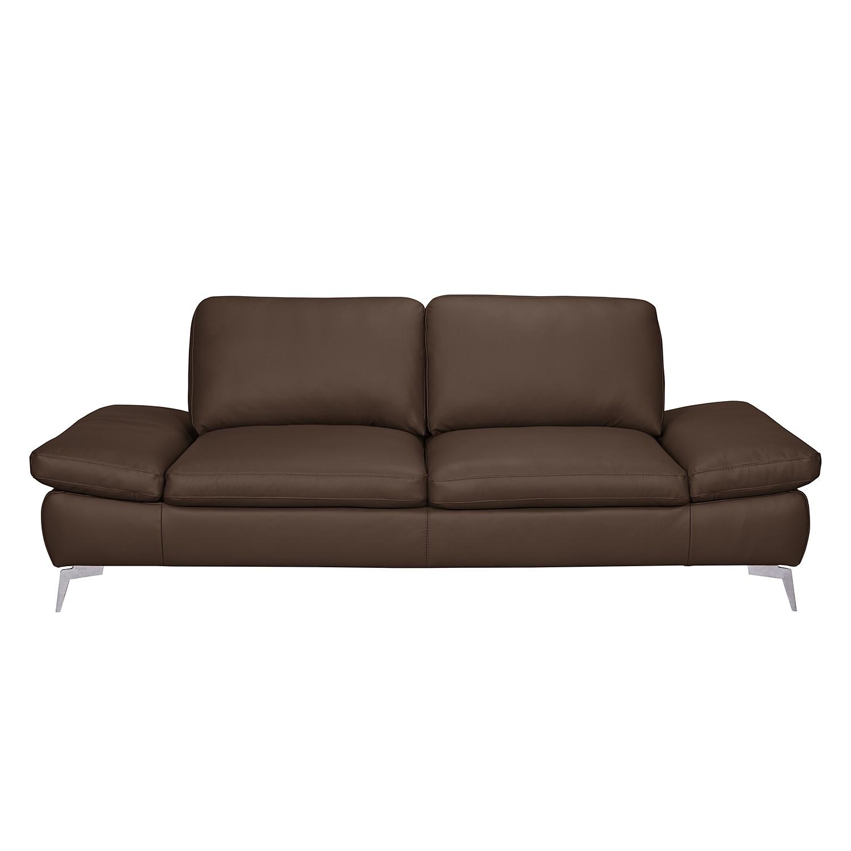 wohnzimmer sofas couches 2 3 sitzer sofas braun. Black Bedroom Furniture Sets. Home Design Ideas