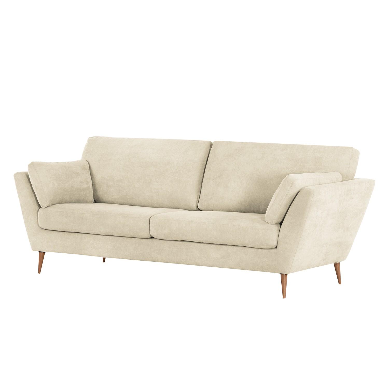 Blickfang Günstig Couch Kaufen Foto Von Sofa Lorneville (3-sitzer) - Webstoff - Creme,