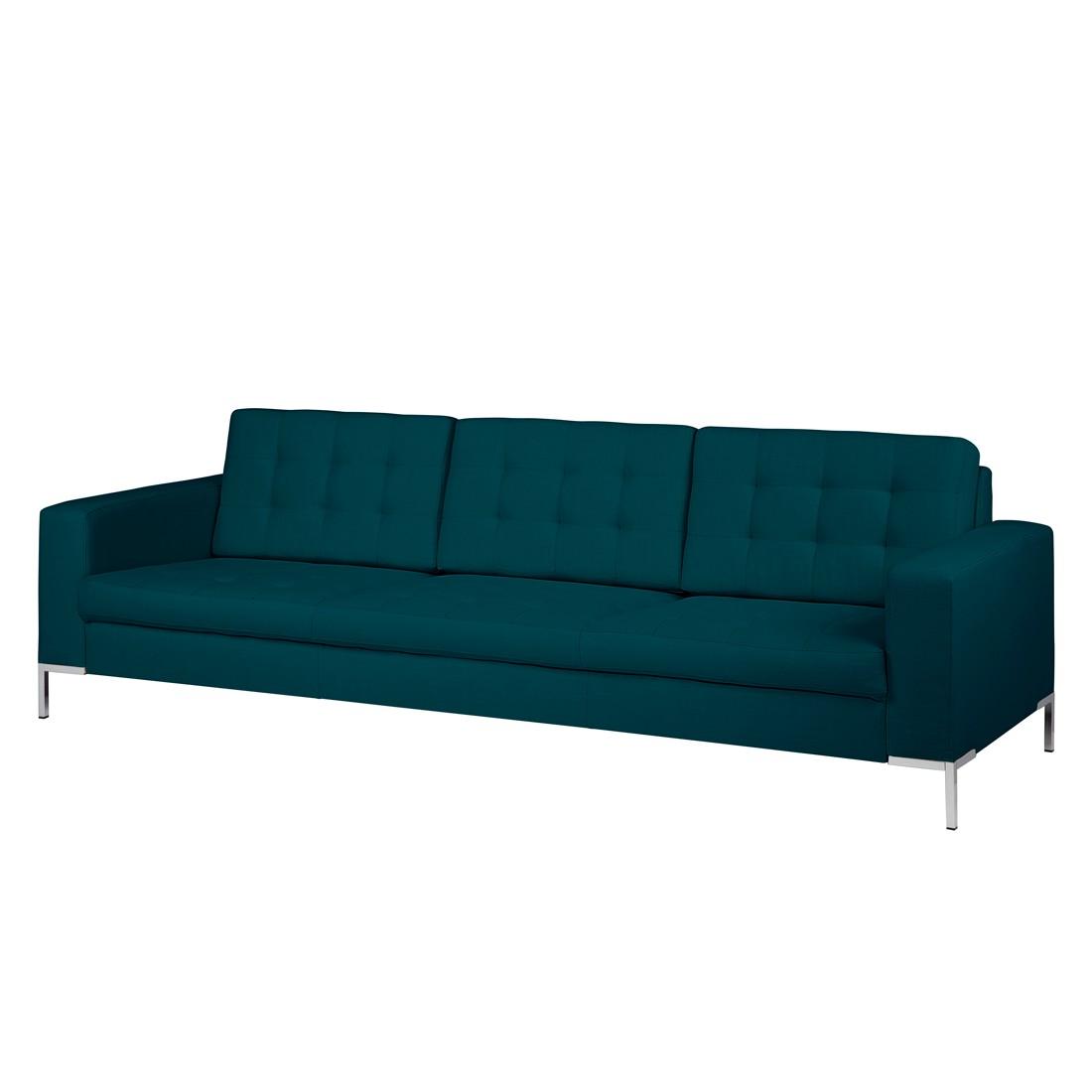 Sofa Nistra 3 Sitzer Stoff Blaugrün Fredriks Jetzt Bestellen