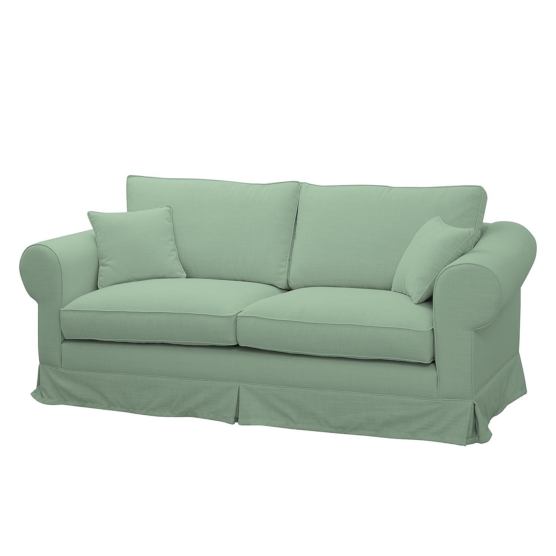 sofa nors 3 sitzer webstoff mint maison belfort g nstig bestellen. Black Bedroom Furniture Sets. Home Design Ideas