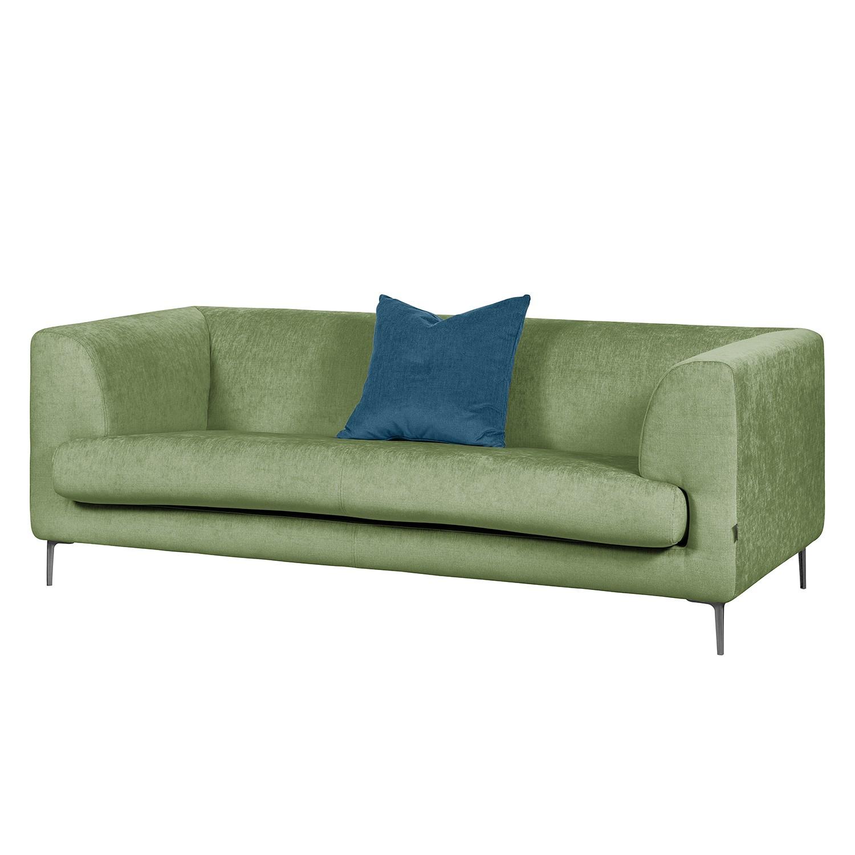 Sofa Sombret (2,5-Sitzer) Webstoff - Khaki