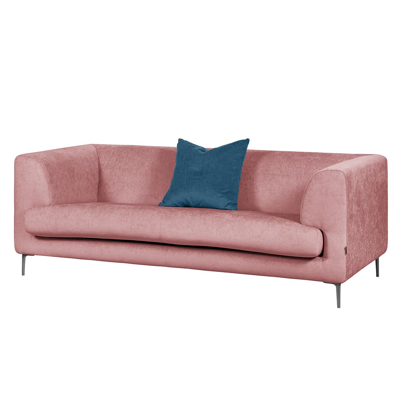 Canapé Sombret (2,5 places) - Tissu - Rosé, Says Who