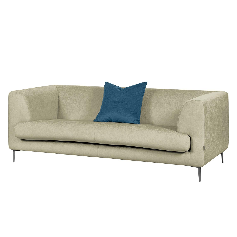 Sofa Sombret (2,5-Sitzer) Webstoff - Sahara