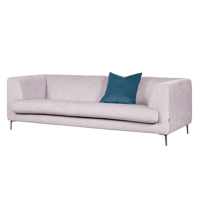 Sofa Sombret (3-Sitzer) - Webstoff - Flieder