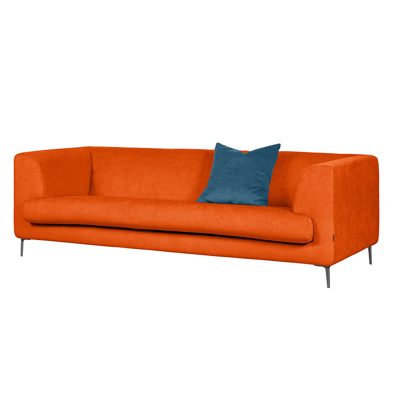 Sofa Sombret (3-Sitzer) - Webstoff - Orange