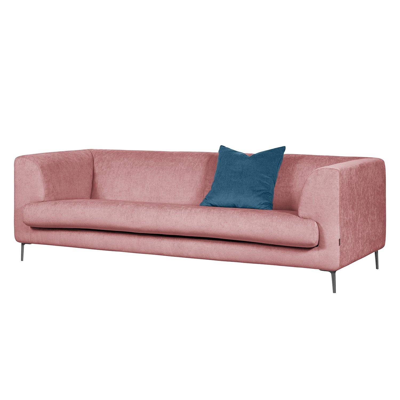 Sofa Sombret (3-Sitzer) - Webstoff - Rosé