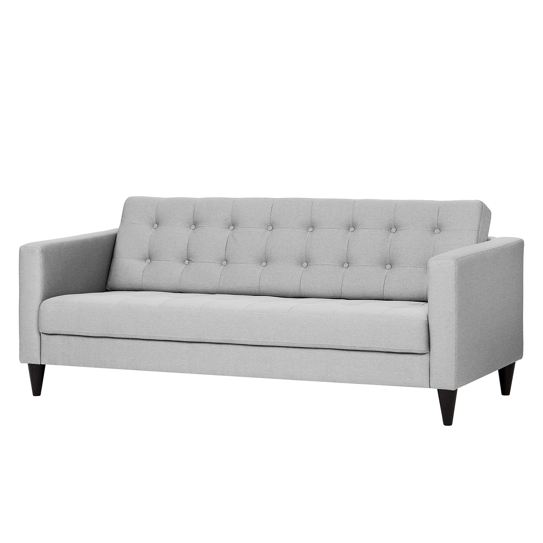 Sofa Wallace 3 Sitzer Webstoff Stoff Lotana Hellgrau Online