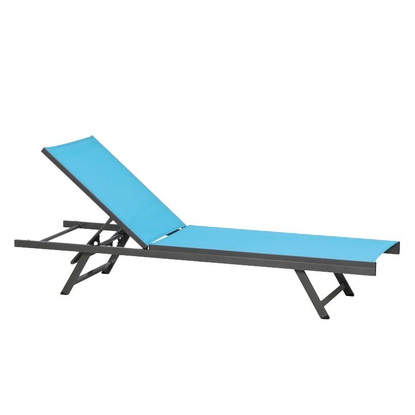 aluminium liege mit dach preisvergleich die besten. Black Bedroom Furniture Sets. Home Design Ideas
