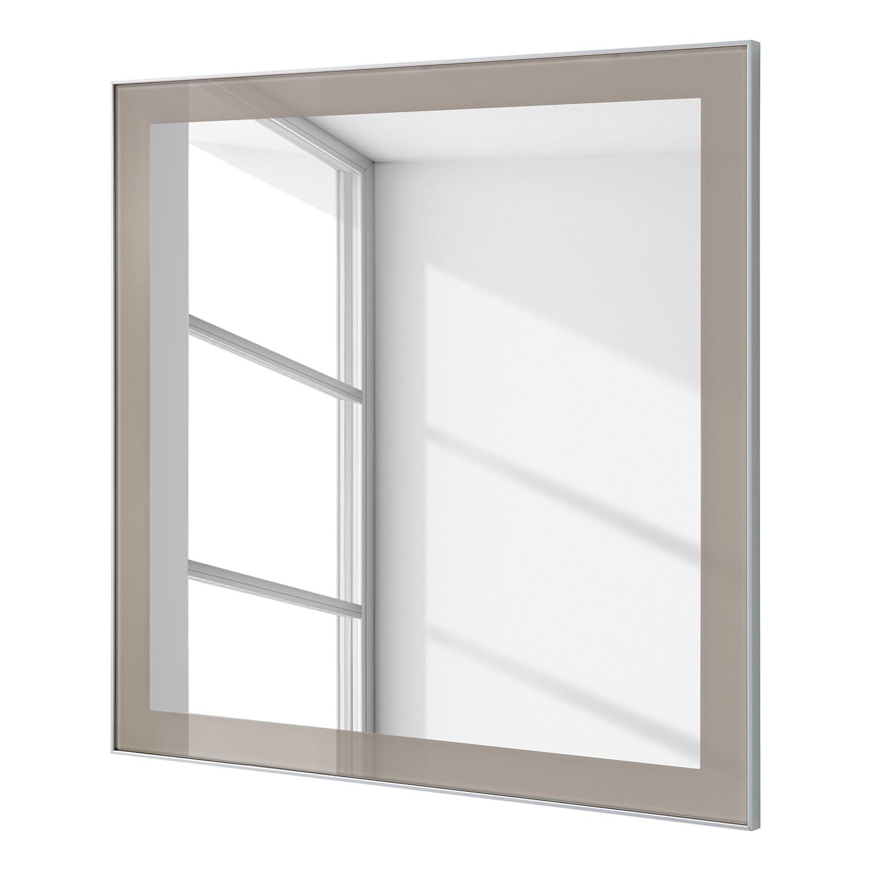 Miroir Alavere - 77 - Taupe - 80 cm, Voss