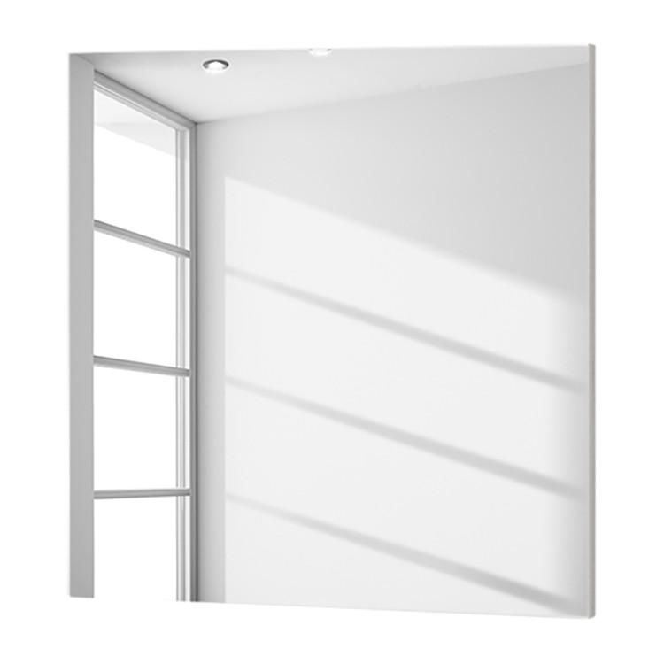 Miroir Calvi - Imitation pin blanc - 64 cm, Morteens