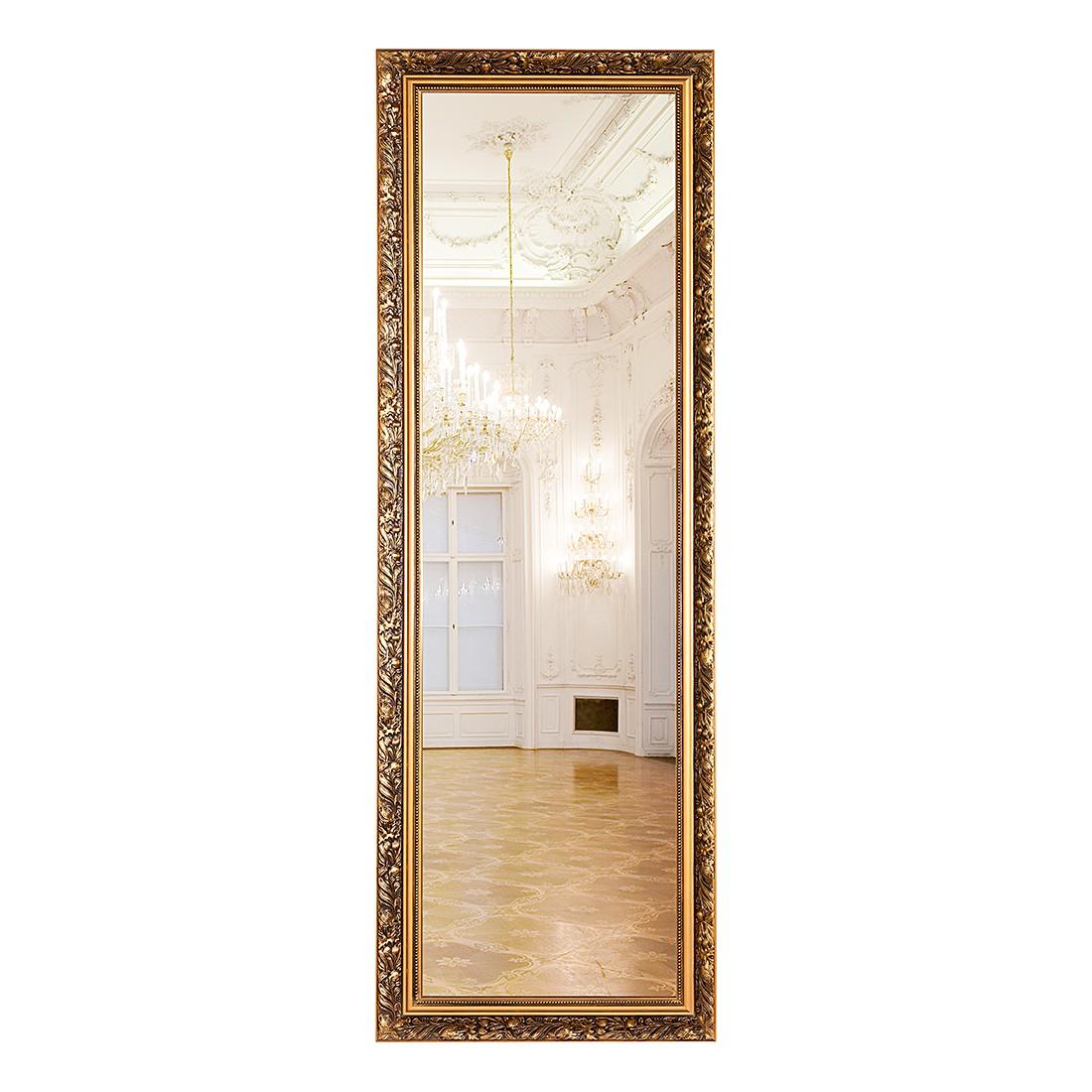 Spiegel Chelyan II - 50x150cm - goudkleurig, Jack and Alice