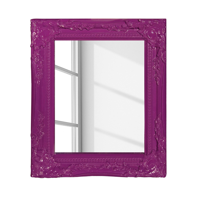 Home 24 - Miroir edenburg - lila - cadre large, my flair