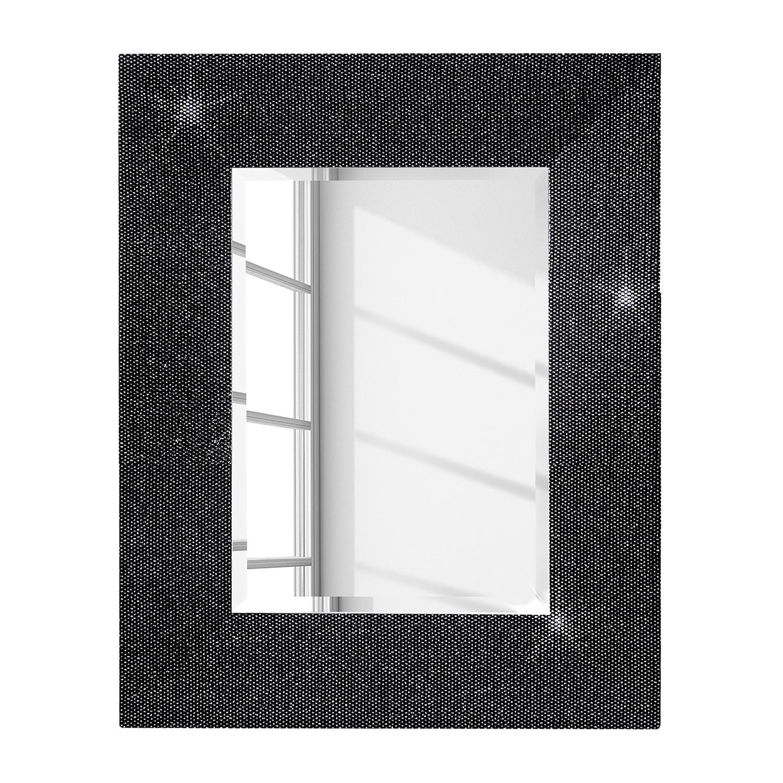 miroir luccicare noir ridgevalley par ridgevalley chez. Black Bedroom Furniture Sets. Home Design Ideas