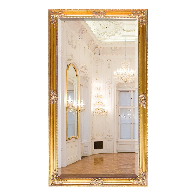 Miroir Nuance gold - 132 cm, Havanna