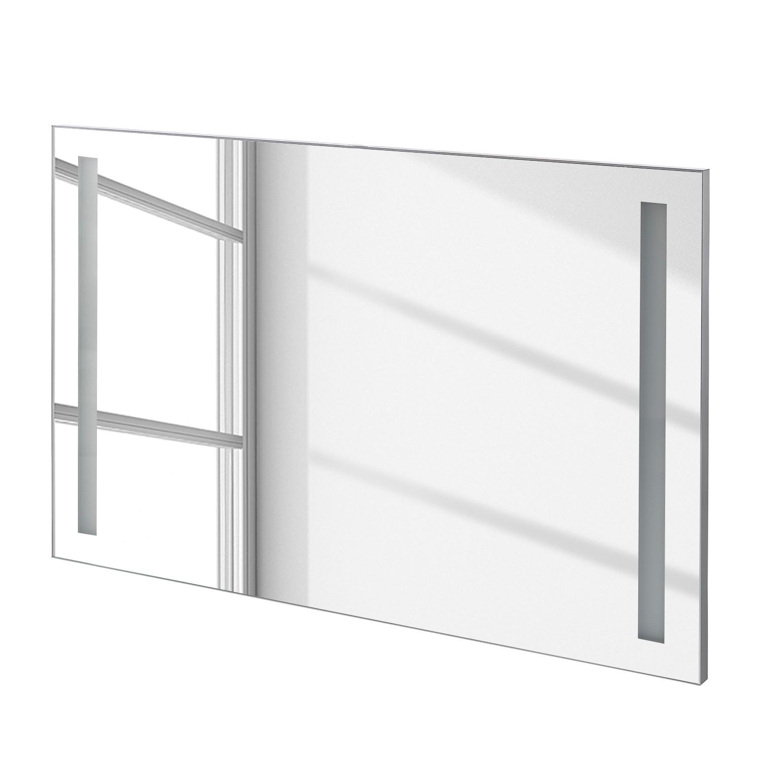 energie  A+_ Spiegel SE inclusief verlichting   aluminium   100_ Schildmeyer